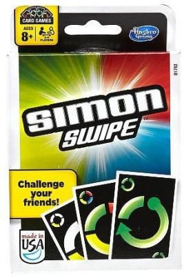 Hasbro Simon Swipe The Card Game