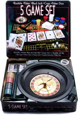 Victory Casino Game Set