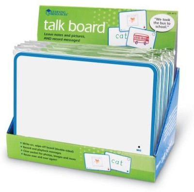 Learning Resources Talk Boardset Of 12 (Ler 4415)