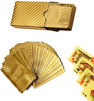 IPG Gold Plated cards