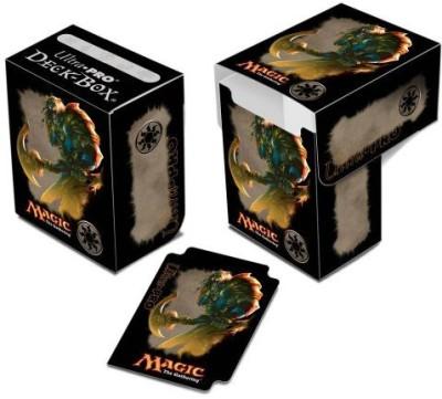 Ultra Products Magic The Gathering Mana 4 Deck Box Ajani Ultra Pro