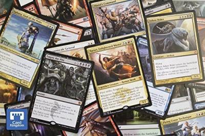 Magic: the Gathering 1000 Magic The Gatheringplus Bonus 25 Rares