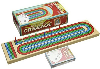 Continuum Games Folding Cribbage With
