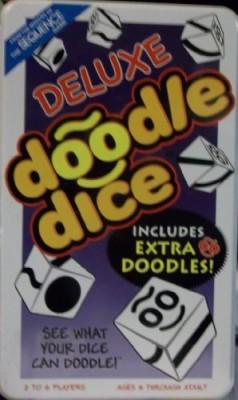 Jax Doodle Dice Tin