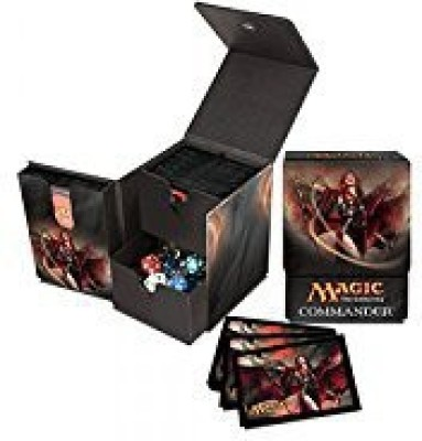 Ultra Pro Magic Commander Tower Set Kaalia Deck Box Ultrapro