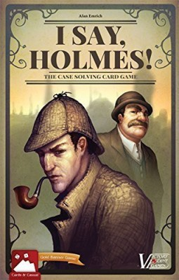 Victory Point Games I Sayholmes Second Edition The Casesolving
