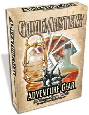 Pathfinder Cards - Item Cards Mastery Itemadventure Gear Deck