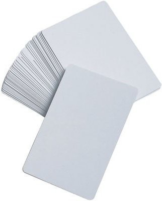 Learning Advantage Blank Playing Cards