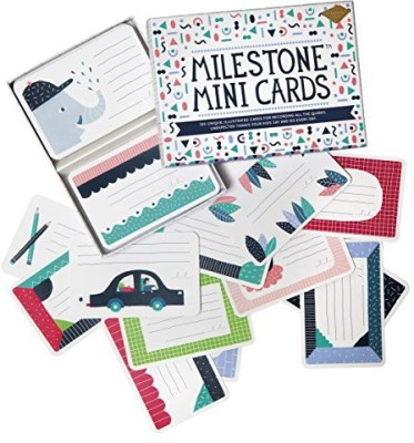 Milestone Minigift Set100To Record All The Quirkyunexpected Things