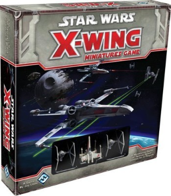 Fantasy Flight Games Star Wars Xwing Miniatures Core Set