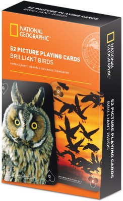 That Company Called IF National Geographic 52 Picture Playing Cards - Brilliant Birds