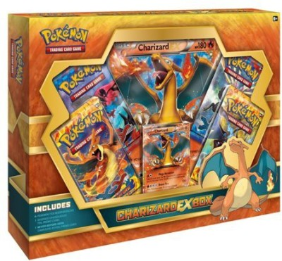 Pokemon Ex Box Pokemon TCG