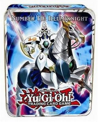Yu-Gi-Oh! Yu Gi Oh 2011 Wave 2 Number 10 Illumiknight Collector Tin