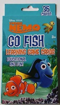 Finding Nemo Go Fish Learning 36