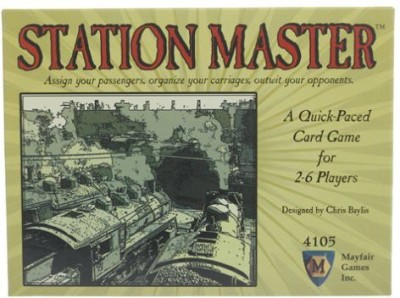 Mayfair Games Station Master