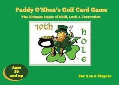 Paddy OShea Paddy O,Shea,S Golf
