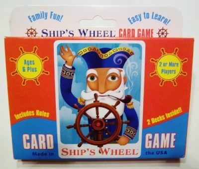 Ship's Wheel Card Game Company Ship,S Wheel