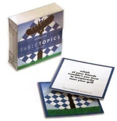 TableTopics Table Topics To Go Picnic