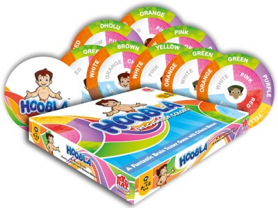 MadRat Games Hoobla - The Game of Colors