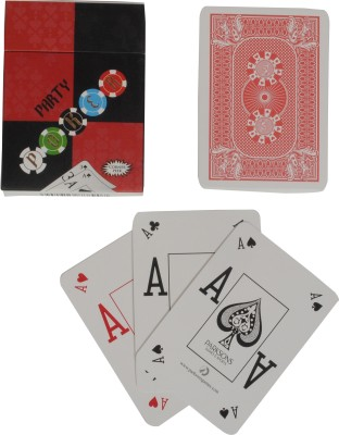BS Spy Party Poker Broad Cards Importedd Duplex Centered Board