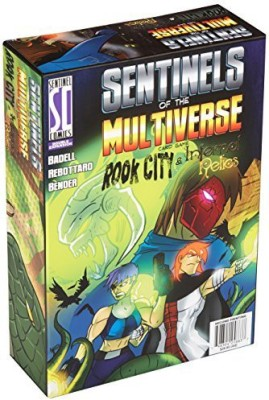 Greater Than Games Sentinels Of The Multiverse Rook City And Infernal Relics
