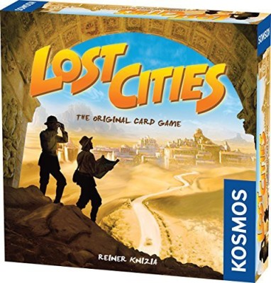 Thames & Kosmos Lost Cities The