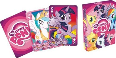 Aquarius My Little Pony Cast Playing Cards