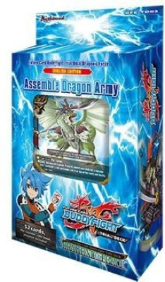Future Card Buddy Fight Future Buddyfight Buddy Fight Tcg English Bfetd03 Dragonic