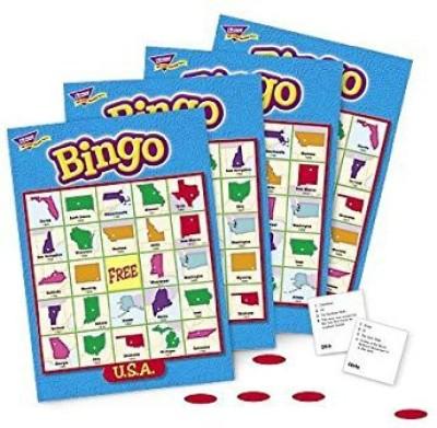 Trend Enterprises Inc Usa Bingo