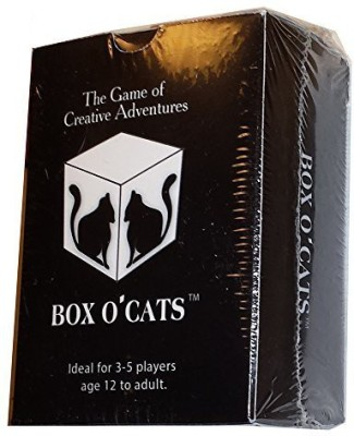Box O,Cats The game of creative adventures