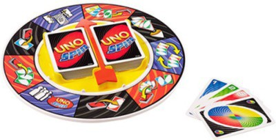 Vaibhav Board And Classic Cards Spin Wheel Game ( US )