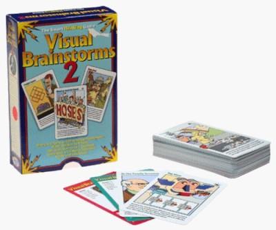 Think Fun Visual Brainstorms 2