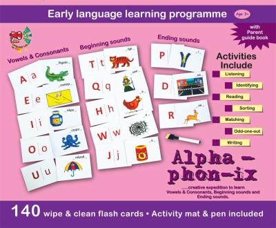 Gram-O-Phon Alpha-Phon-IX Card Game