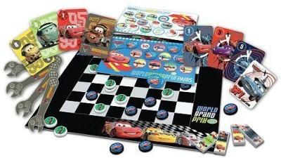 Disney Pixar Cars 2 Mille Bornes