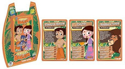 Top Trumps Deluxe Chhota Bheem Multi Color