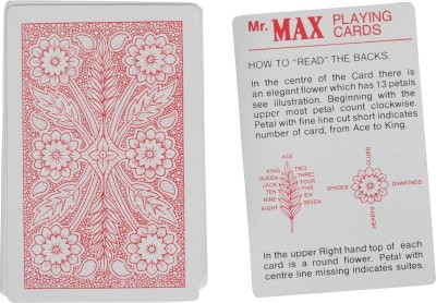 Bs Spy Magic Marked Playing Cards Best FLASH SPY