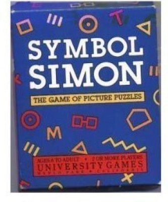 University Games Symbol Simon The Of Picture Puzzles