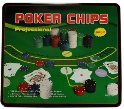 Zavia 500 Pcs Poker