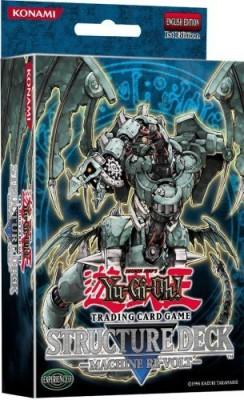 Yu-Gi-Oh! Yugioh Machine Revolt 1St Edition Structure Deck English
