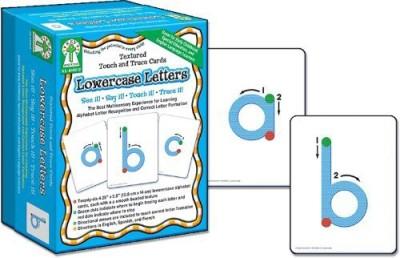 Carson-Dellosa Carson Dellosa Key Education Textured Touch And Trace