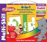 Playskool Flash Cards Value Pack Alphabe...