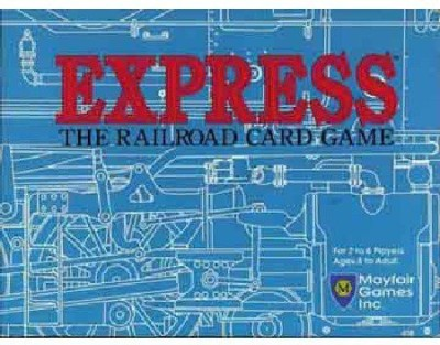 Mayfair Games Express The Railroad
