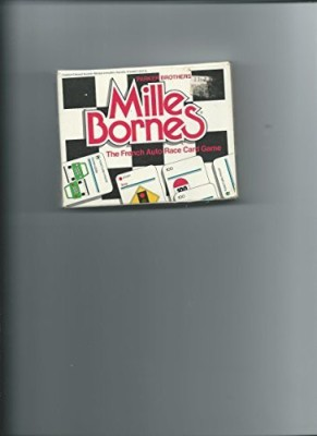 Parker Brothers Mille Bornes 1975 Edition The French Auto Race