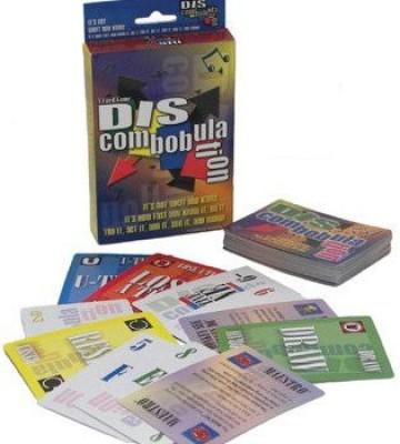 Continuum Games Discombobulation A