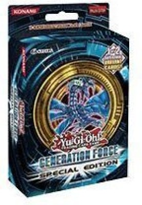 Yu-Gi-Oh! Yugioh Generation Force Special Edition Pack