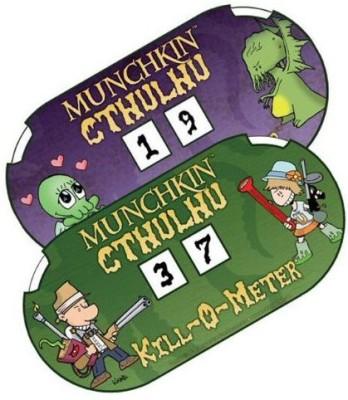 Steve Jackson Games Munchkin Cthulhu Kill O Meter