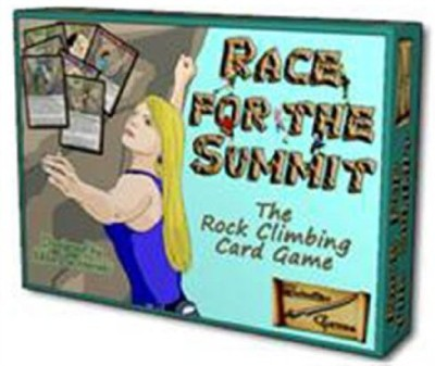 Scimitar Games Race For The Summit Rock Climbing