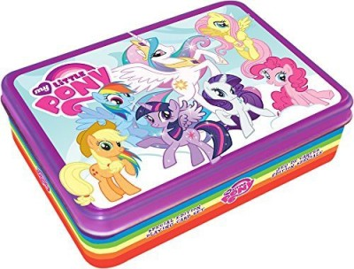 Aquarius My Little Pony Playing Gift Tin