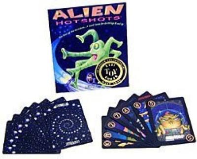 Gamewright Alien Hotshots