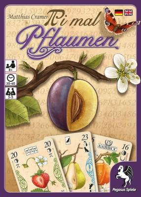 Pegasus Spiele Pi Mal Pflaumen Card Game